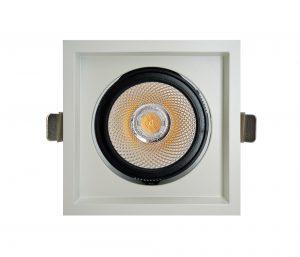 Встраиваемые светодиодные светильники