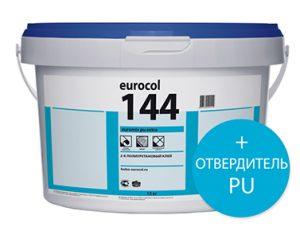 144 Euromix PU, 2-К полиуретановый клей