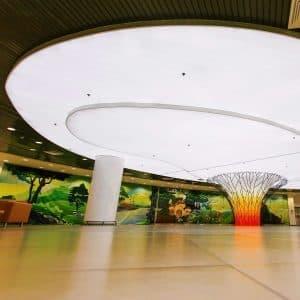 мембранный потолок