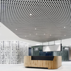 СтройДизайн durlum металлический потолок