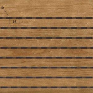 Акустическая, негорючая панель L3-16