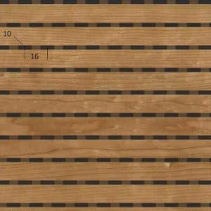 Акустическая, негорючая панель LP3-16