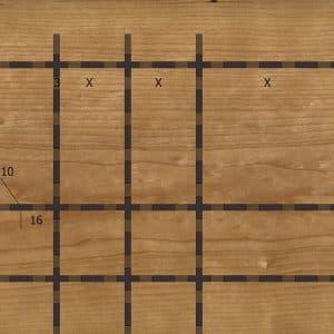 Акустическая, негорючая панель Q3-X