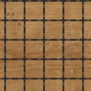 Акустическая, негорючая панель QP3-32