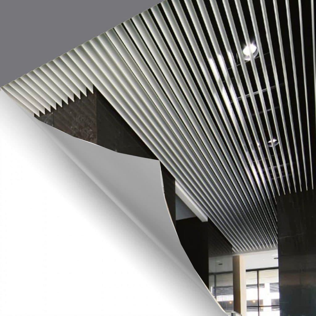 CESAL реечный потолок Канадский L дизайн