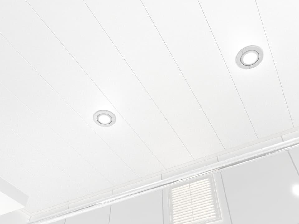 CESAL реечный потолок S-дизайн