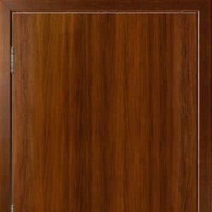 Дверь Противопожарная Орех Грецкий 3D