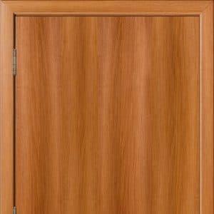 Дверь Противопожарная Орех Карамельный 3D