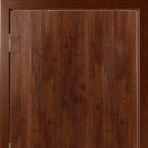 Дверь Противопожарная Орех Памплона 3D