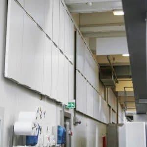 Ecophon Hygiene Advance Wall