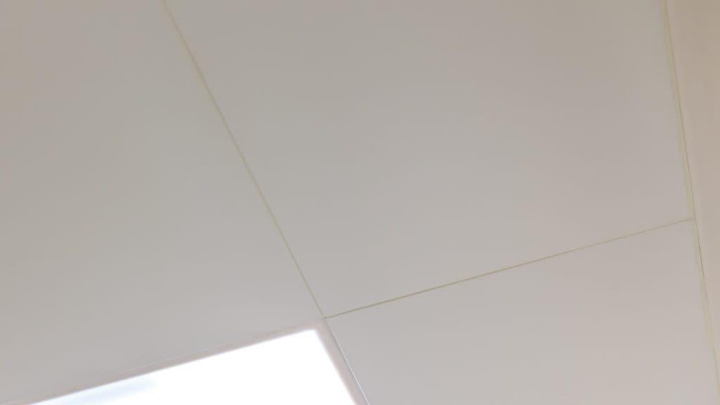 CESAL кассетный потолок с антибактериальным покрытием