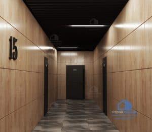 коридор жк