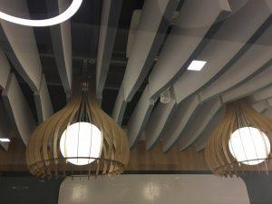потолок модульный дизайнерский