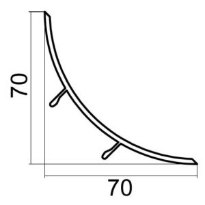 Профиль вертикальный