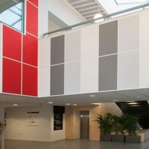 Rockfon Color-all® Стеновые панели