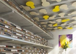 акустический потолок