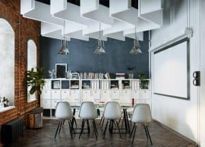 Rockfon ceiling