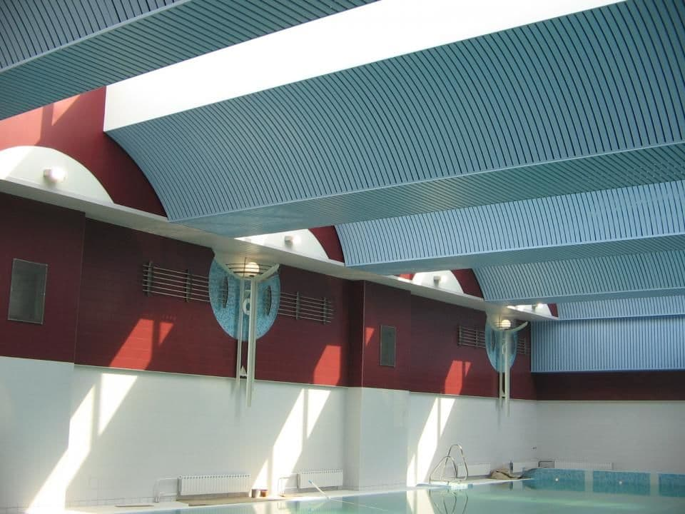 БАРД Радиусный потолок