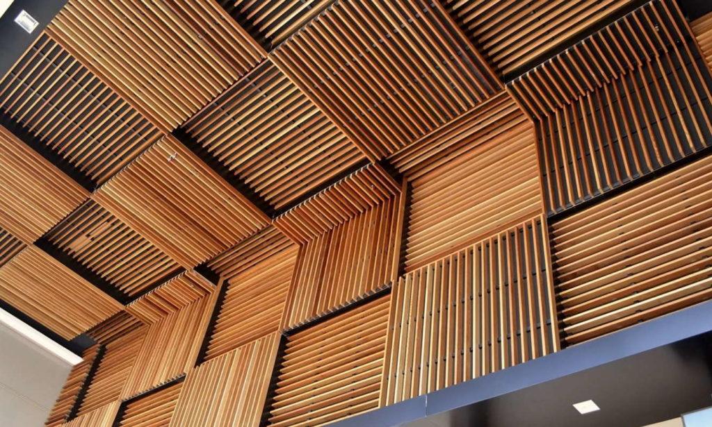 Металлический потолок БАРД Мультикуб