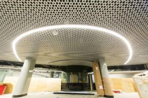 Perfaten потолок 3D
