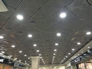 потолок грильято армстронг