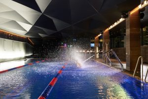 edge бассейн фитнес