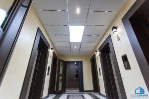 интерьер современного лифта
