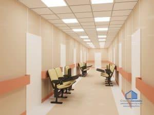 коридор больницы
