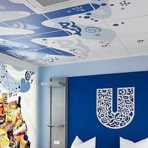 потолок OWA Creaprint