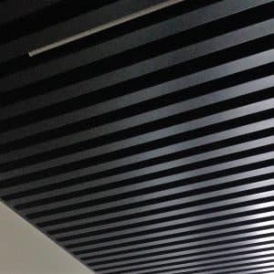 потолок кубообразного дизайна