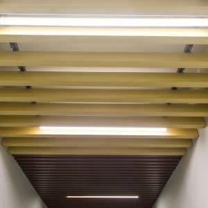 кубообразный потолок грильтято