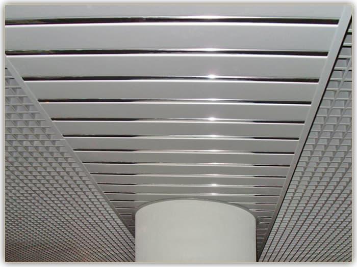 Металлический потолок БАРД ППР-83