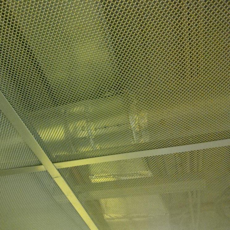 Сетчатый потолок ПВС